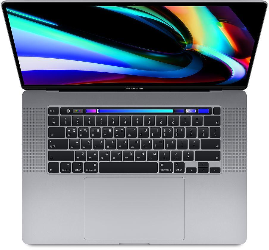 맥북프로 16인치 2.6GHz 6코어 프로세서 512GB